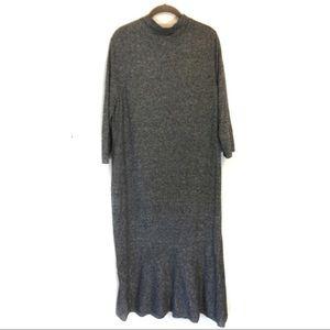 Chico's Black Label Long Cotton Dress